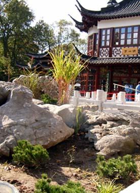 Chinesischer Garten In Hamburg Yu Garten